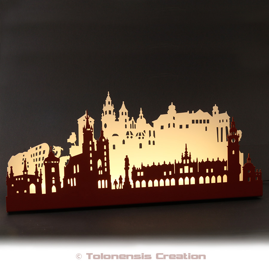 Lampe d'ambiance Led Cracovie