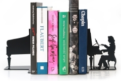 Serre-livres CHOPIN - Design Jacques Lahitte © Tolonensis Creation