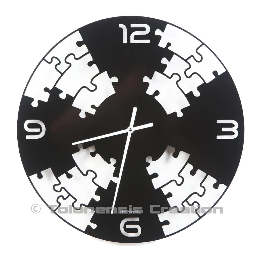 Horloge design Puzzle