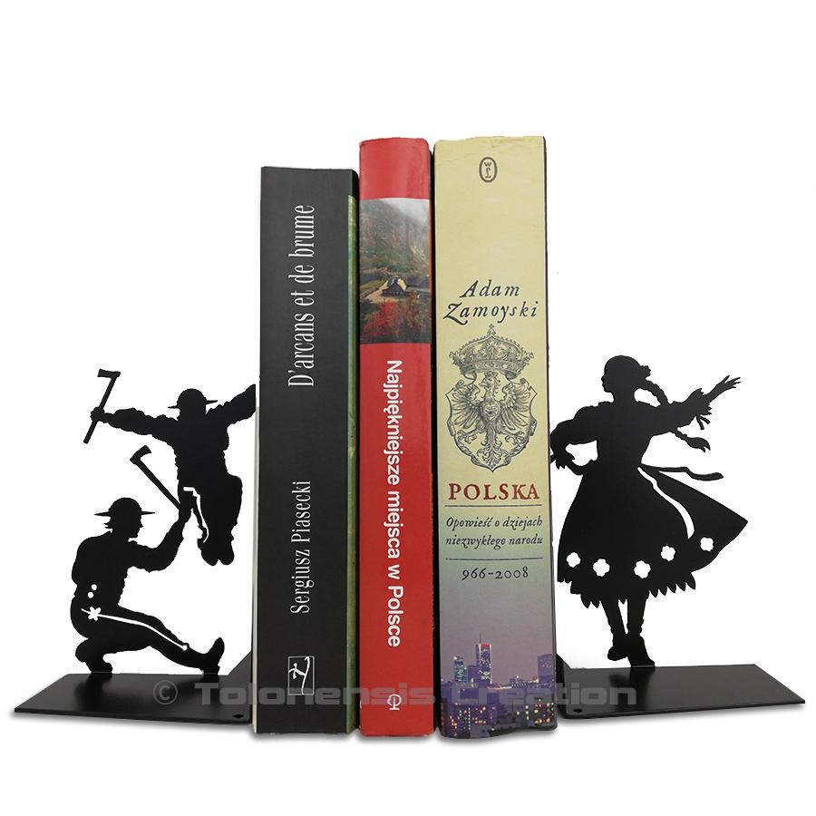 Serre-livres Polish Folk ZAKOPANE
