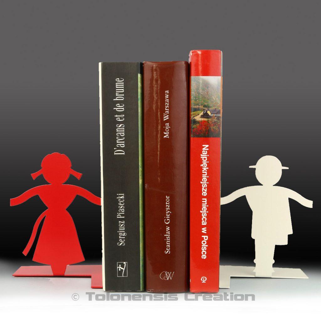 Serre-livres polish folk GORALE