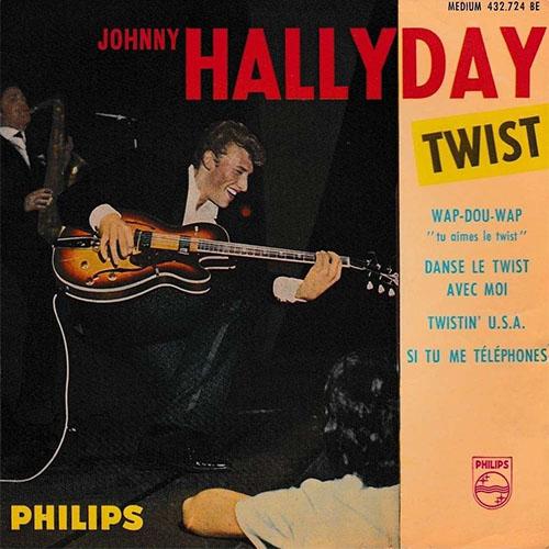 Johnny Hallyday Les années Twist
