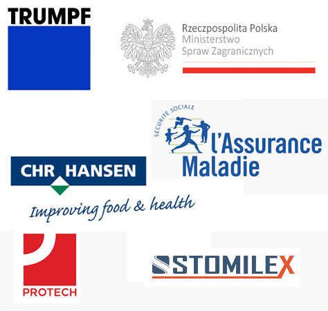 Corporate references of the Tolonensis Creation company