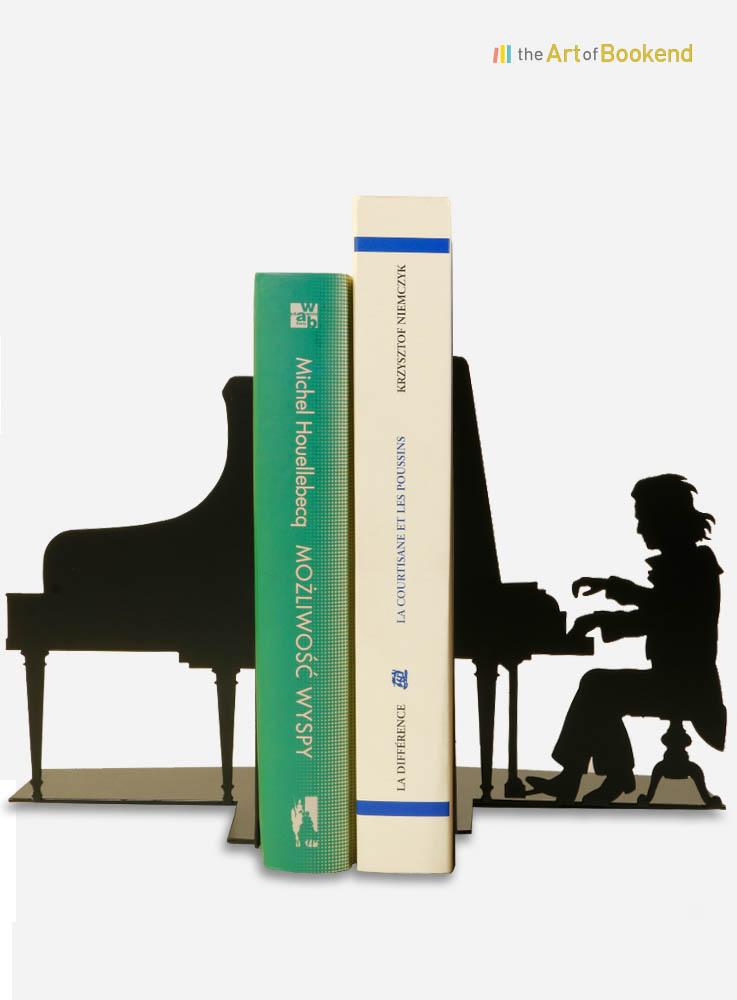 Serre-livres Ludwig van Beethoven